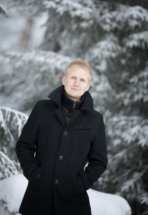 Mathias Kunto. Foto Viveka Österman.